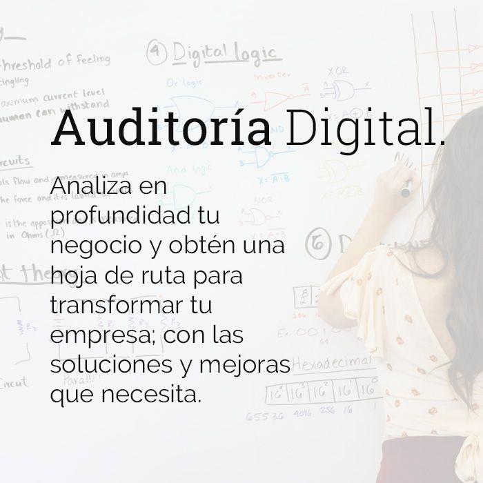 auditoria digital